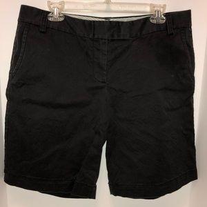 J. Crew City Fit Bermuda Shorts